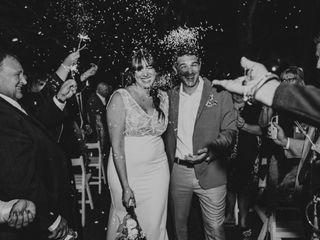 El casamiento de Flor y Facu