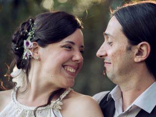 El casamiento de Aldana y Diego