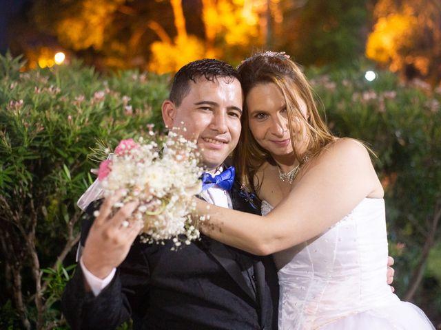 El casamiento de karina y Carlos