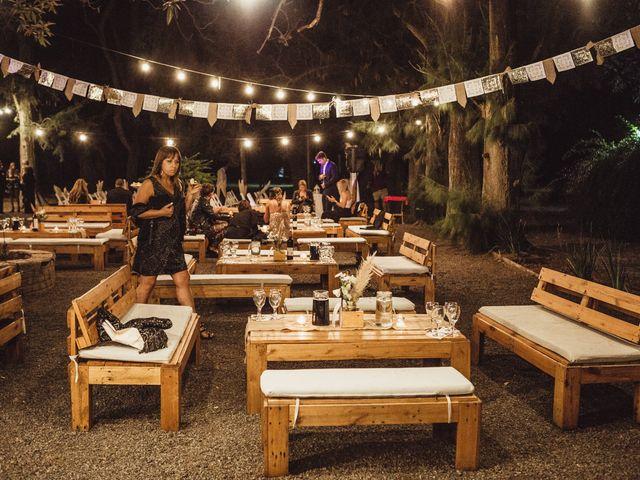 El casamiento de Facu y Flor en Agua de Oro, Córdoba 14