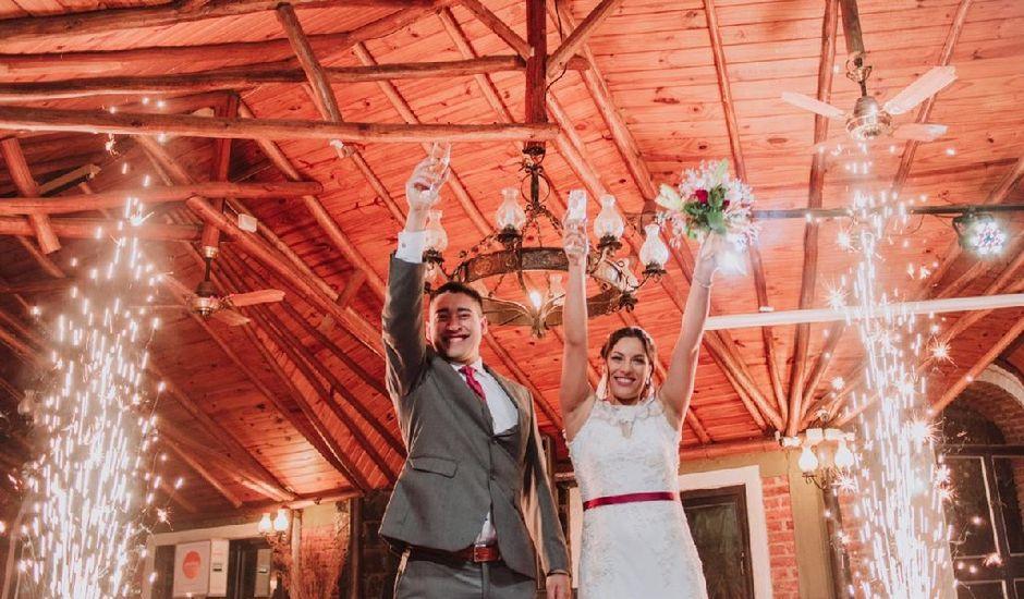 El casamiento de Emmanuel y Sofía en Mendoza, Mendoza