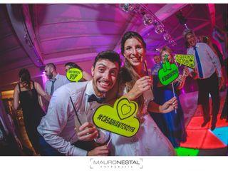 El casamiento de Rocío y Fabricio