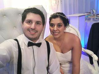 El casamiento de Julieta  y Federico