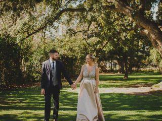 El casamiento de Luciana y José