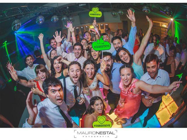 El casamiento de Fabricio y Rocío en Tandil, Buenos Aires 14