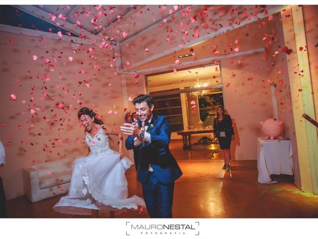 El casamiento de Fabricio y Rocío en Tandil, Buenos Aires 16