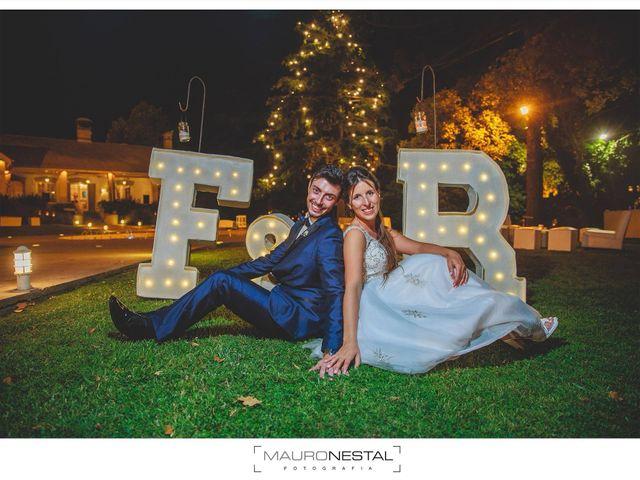 El casamiento de Fabricio y Rocío en Tandil, Buenos Aires 2