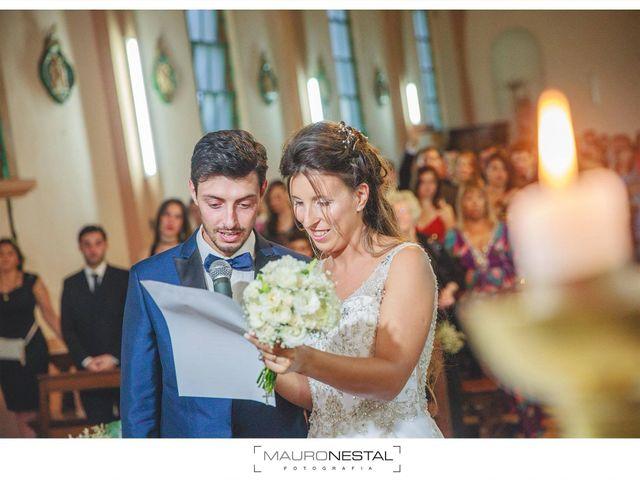 El casamiento de Fabricio y Rocío en Tandil, Buenos Aires 17
