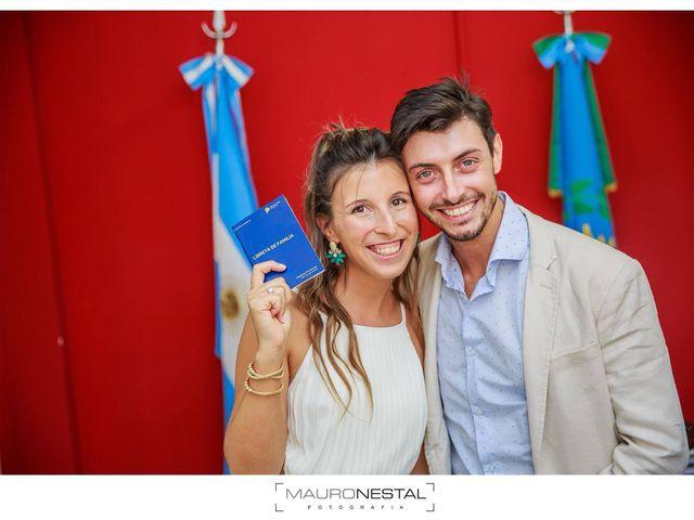 El casamiento de Fabricio y Rocío en Tandil, Buenos Aires 19