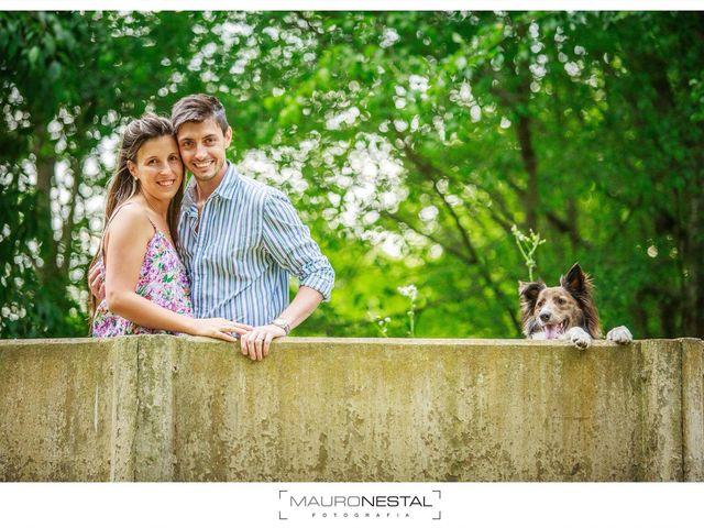 El casamiento de Fabricio y Rocío en Tandil, Buenos Aires 22