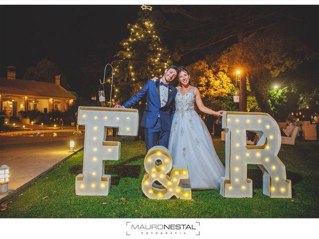 El casamiento de Fabricio y Rocío en Tandil, Buenos Aires 25