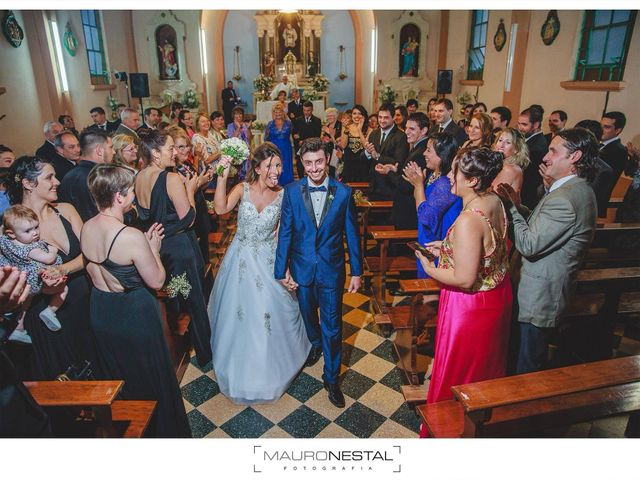El casamiento de Fabricio y Rocío en Tandil, Buenos Aires 26