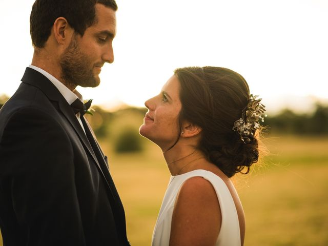 El casamiento de Catalina y Juan