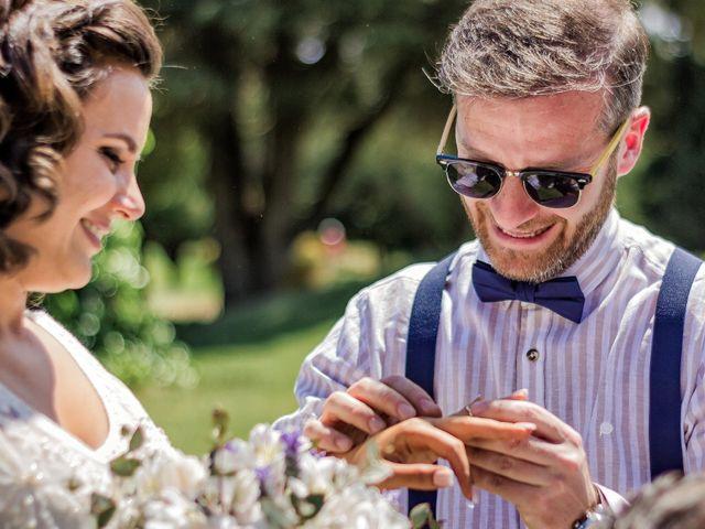 El casamiento de Julieta y Sebastián