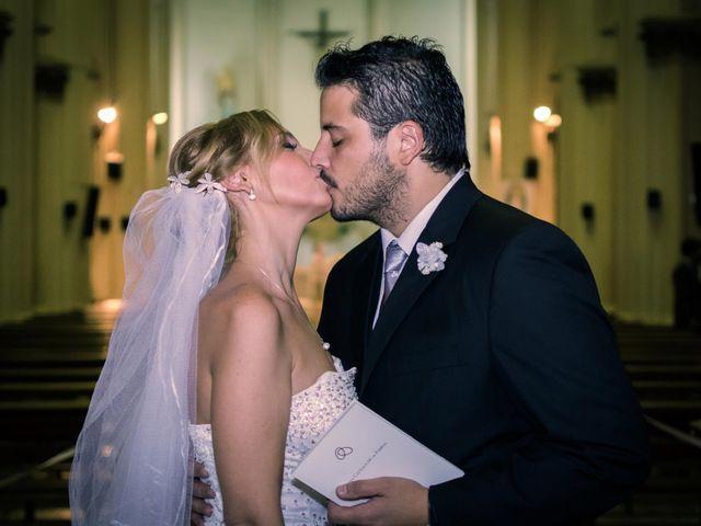 El casamiento de Ianina y Adrian