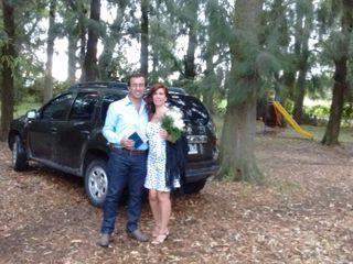 El casamiento de Bernardo  y Vanesa
