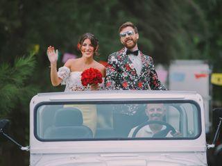 El casamiento de German y Sol 2
