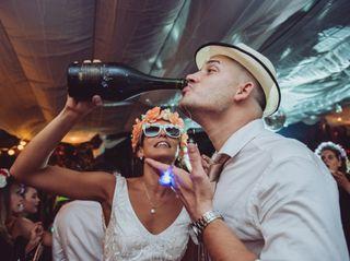 El casamiento de Ana Clara y Nicolás
