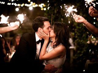 El casamiento de Noelia y Ezequiel