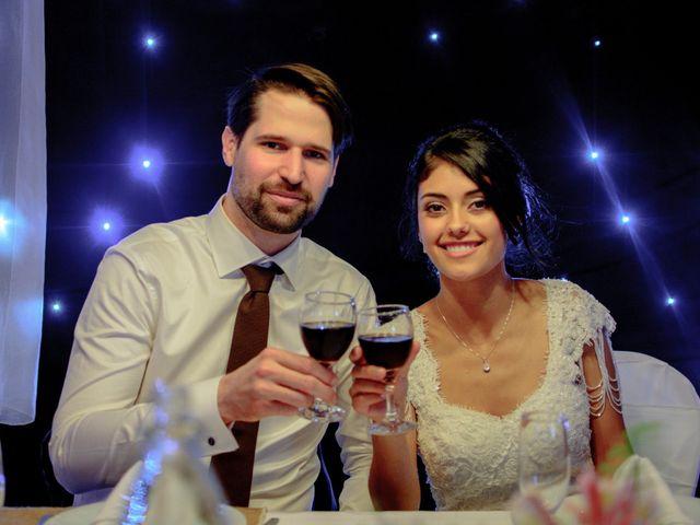 El casamiento de Anabella y Alberto