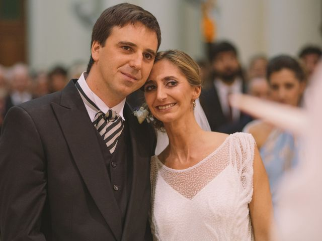 El casamiento de Ana y Nico