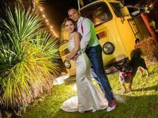 El casamiento de Yensam y Martha 1