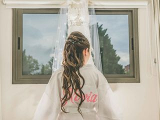 El casamiento de Yensam y Martha 2