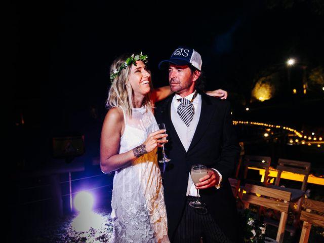 El casamiento de Marina y Cristian