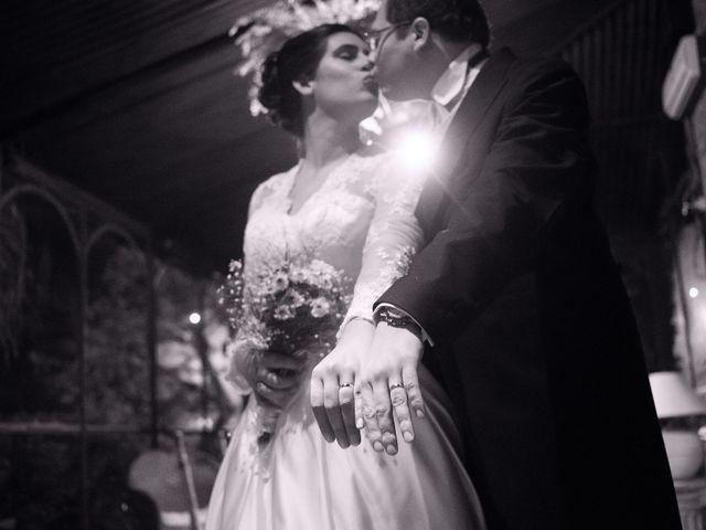 El casamiento de Mane y Juan