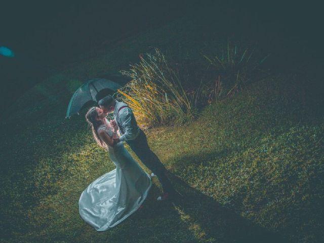El casamiento de Yensam y Martha
