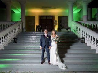 El casamiento de Vir y Nico 1