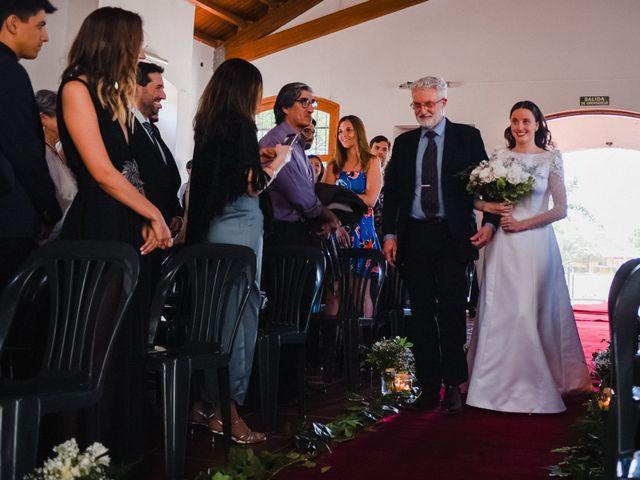 El casamiento de Agustín y Mariana en Villa Nueva de Guaymallén, Mendoza 4