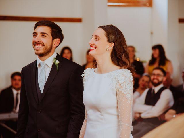El casamiento de Agustín y Mariana en Villa Nueva de Guaymallén, Mendoza 7