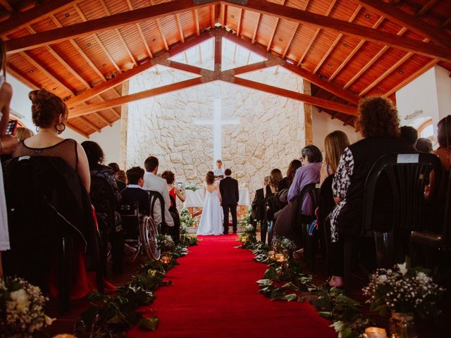 El casamiento de Agustín y Mariana en Villa Nueva de Guaymallén, Mendoza 9