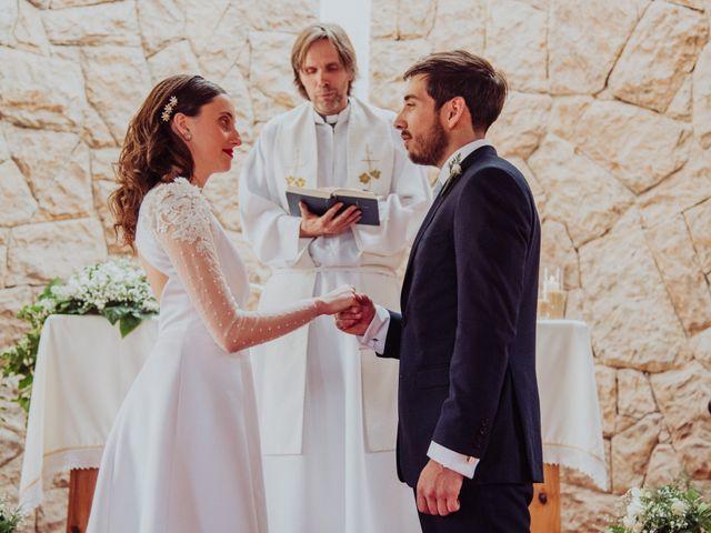 El casamiento de Agustín y Mariana en Villa Nueva de Guaymallén, Mendoza 14