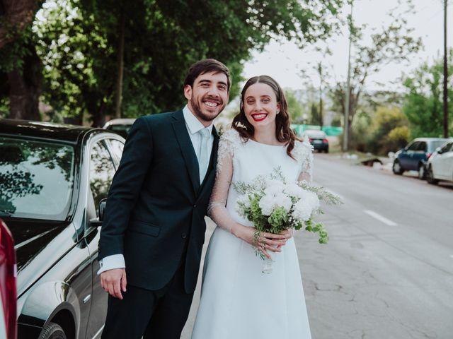El casamiento de Agustín y Mariana en Villa Nueva de Guaymallén, Mendoza 33