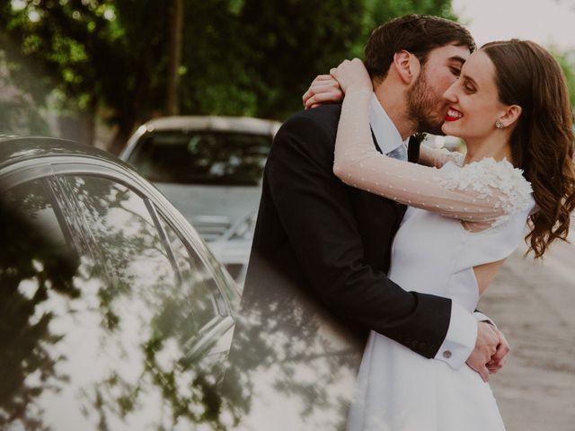 El casamiento de Agustín y Mariana en Villa Nueva de Guaymallén, Mendoza 34