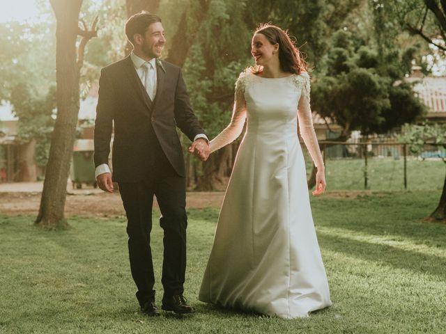 El casamiento de Agustín y Mariana en Villa Nueva de Guaymallén, Mendoza 47
