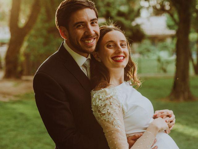 El casamiento de Agustín y Mariana en Villa Nueva de Guaymallén, Mendoza 1