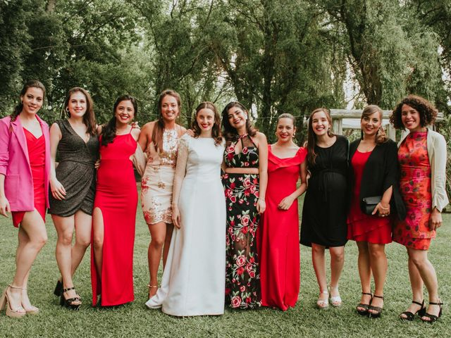 El casamiento de Agustín y Mariana en Villa Nueva de Guaymallén, Mendoza 52