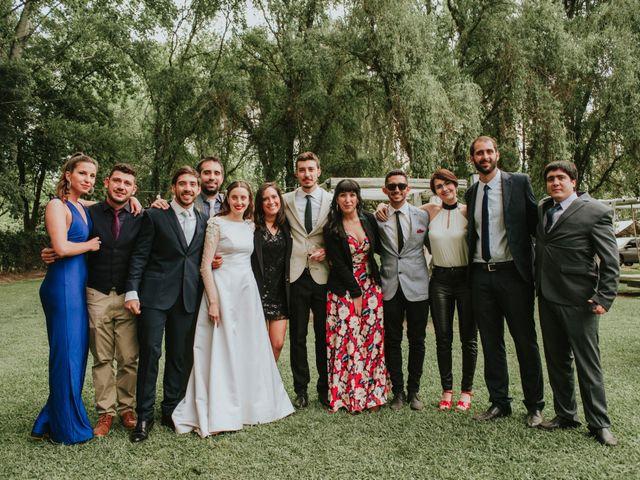 El casamiento de Agustín y Mariana en Villa Nueva de Guaymallén, Mendoza 53