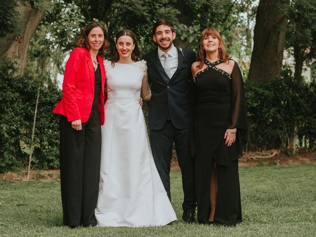 El casamiento de Agustín y Mariana en Villa Nueva de Guaymallén, Mendoza 54
