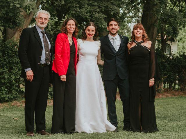 El casamiento de Agustín y Mariana en Villa Nueva de Guaymallén, Mendoza 55