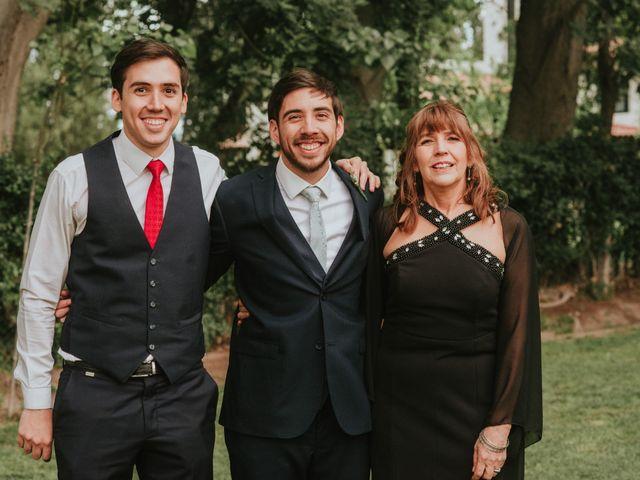 El casamiento de Agustín y Mariana en Villa Nueva de Guaymallén, Mendoza 57