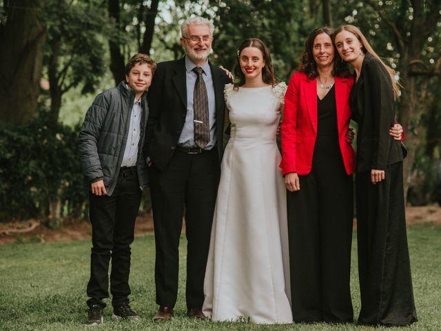 El casamiento de Agustín y Mariana en Villa Nueva de Guaymallén, Mendoza 58