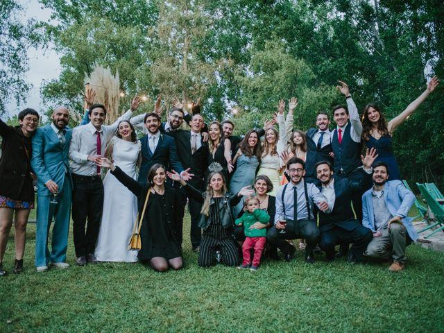 El casamiento de Agustín y Mariana en Villa Nueva de Guaymallén, Mendoza 63