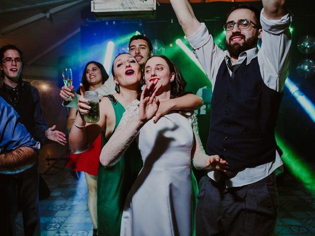 El casamiento de Agustín y Mariana en Villa Nueva de Guaymallén, Mendoza 89