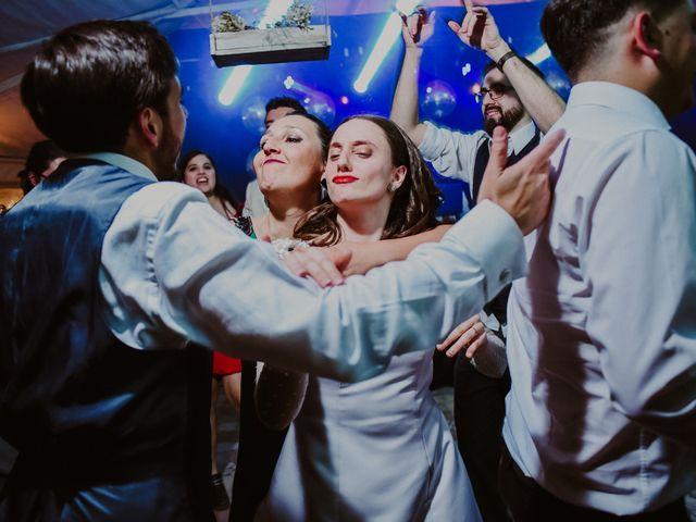 El casamiento de Agustín y Mariana en Villa Nueva de Guaymallén, Mendoza 90