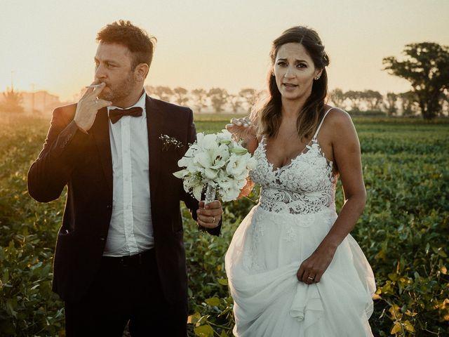 El casamiento de Cari y Ivan