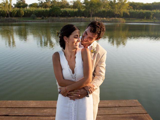 El casamiento de Sofi y Sebas